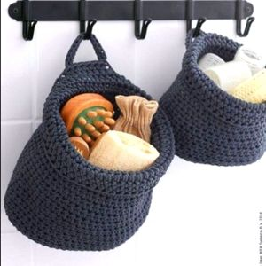 Nordrana Baskets (pair)